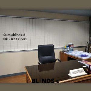 Harga Vertical Blinds Blackout Sp 6046-2 beige MH Thamrin Kebon Sirih Menteng Id6192