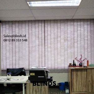 Jual Vertical Blinds Sp 8370-6 Grey Menara Duta Kuningan Setiabudi Jakarta Id62211