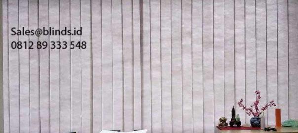 Toko Vertical Blinds Tersedia Banyak Pilihan ID6211