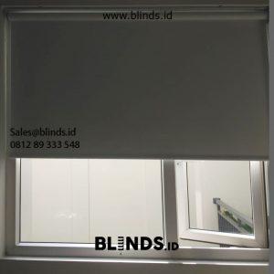 Harga Roller Blinds Blackout Sp 6055-10 White Gunung Kebayoran Baru Jakarta Id5975