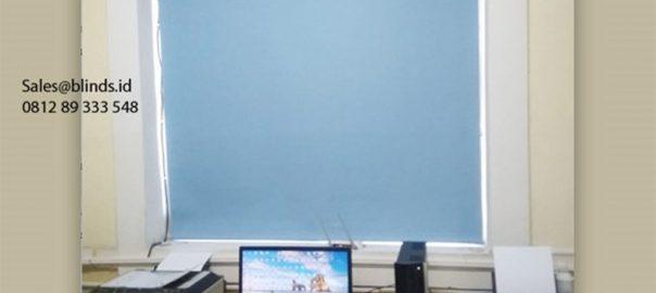 Roller Blinds Blackout Sp 100B-2 Blue Cipulir Kebayoran Lama Jakarta Id6330