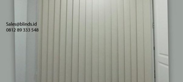 Toko Vertical Blinds Blackout Sp 200-2 Beige Taman Kedoya Baru Kebon Jeruk ID6827