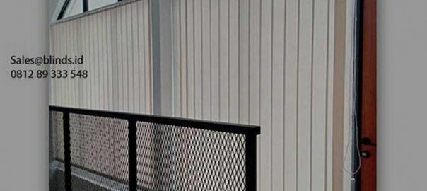 Toko Vertical Blinds Dimout Sp 8004-6 Grey Bukit Pamulang Indah Pamulang ID6368