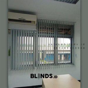 Jual Vertical Blinds Blackout Sp 6045-3 Grey Melati Wanaherang Gunung Putri Bogor Id6399