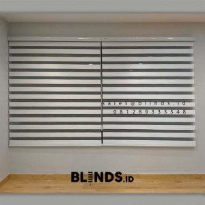 Harga Zebra Blinds Dimout SP 191 White Boulevard Raya Gading Serpong Kelapa Dua ID4575