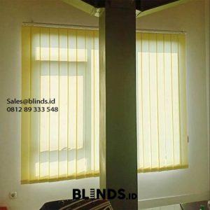 Vertical Blinds Dimout Sp 8004-8 Yellow Kebon Nanas Cipinang Besar Jatinegara Jakarta ID5797