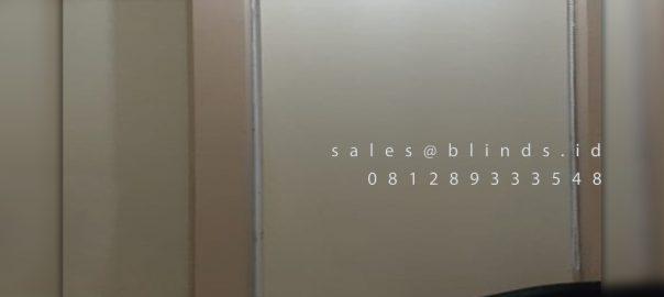 Jual Roller Blinds Blackout Sp 6045-2 Beige Taman Sari Lebak Bulus Cilandak Id6479