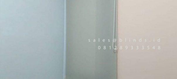 Harga Roller Blinds Dimout Deluxe Sp 202-3 Grey Jaticempaka Pondok Gede Id6440