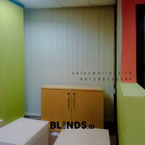 Harga Vertical Blinds Dimout SP 8008-2 White Antam Office Building Tb Simatupang Jagakarsa Id6686